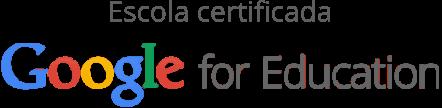 Escola certificada Google for Education