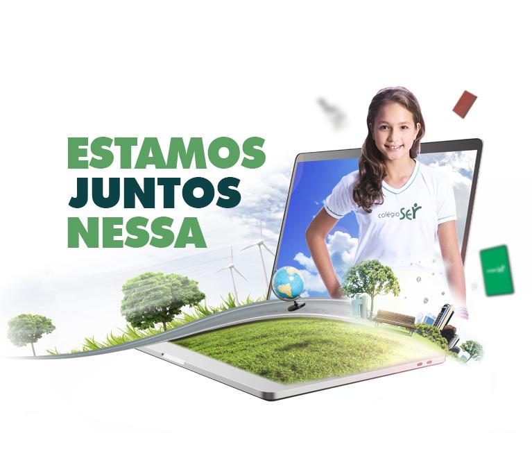 Banner Estamos Juntos Nessa