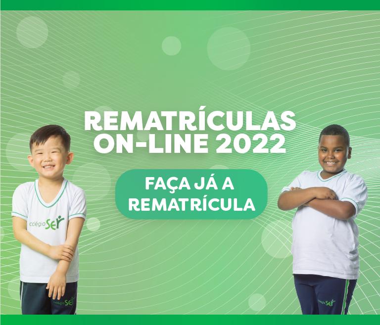 Rematrículas 2022
